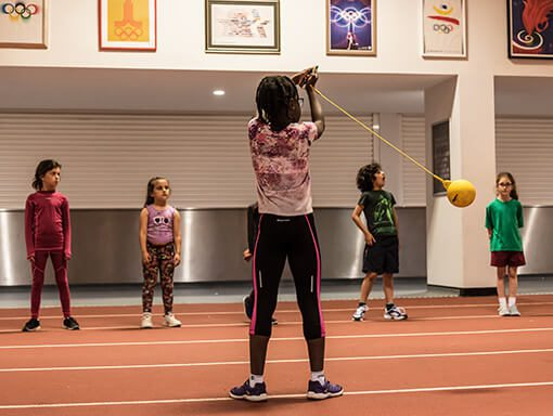 Little Athletes Programme