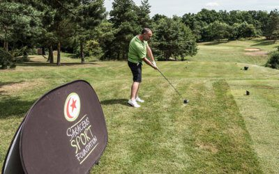 Our annual charity golf day is back!