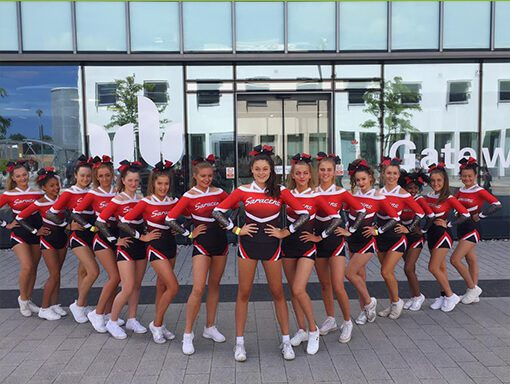 Cheerleading - Saracens Elite