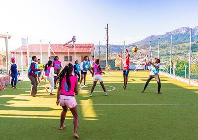 Khulani through Sport