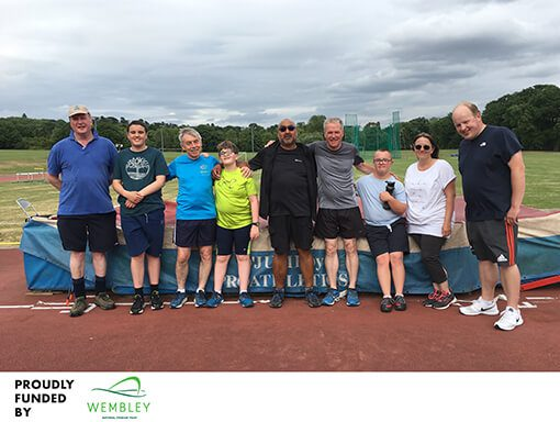disABILITY - Sarrie's Track Club Harrow
