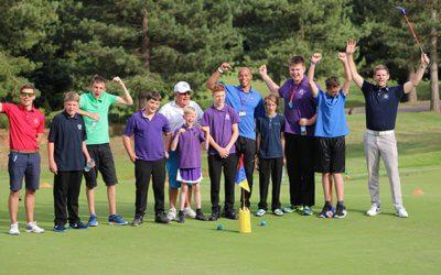 Saracens Sport Foundation Golf Day 2018