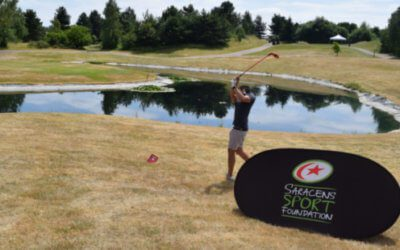SECOND ANNUAL SSF CHARITY GOLF DAY