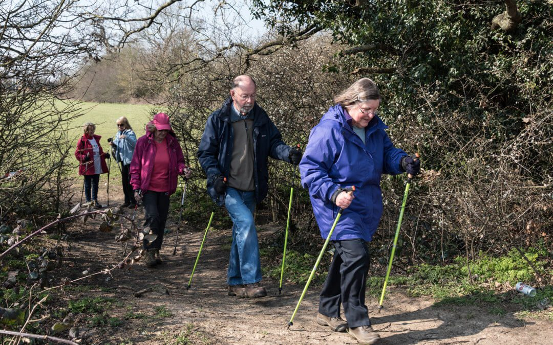 Beginners Learn to Nordic Walk course