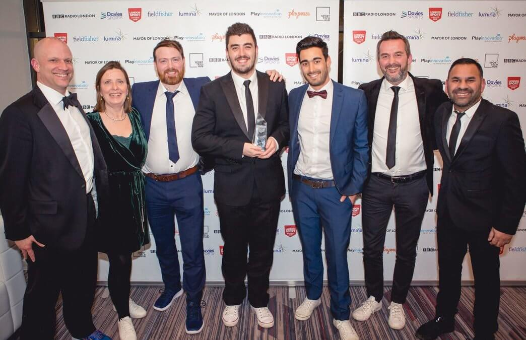 SARACENS SPORT FOUNDATION RECEIVE LONDON SPORT AWARD