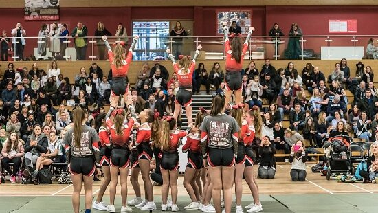 Saracens Cheer and Dance Festival!