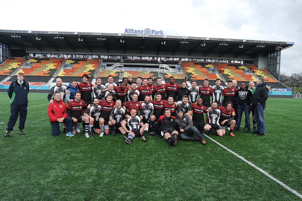 Mean Machine Returns to Allianz Park