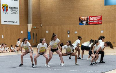 Saracens Sport Foundation launch Street Dance class!
