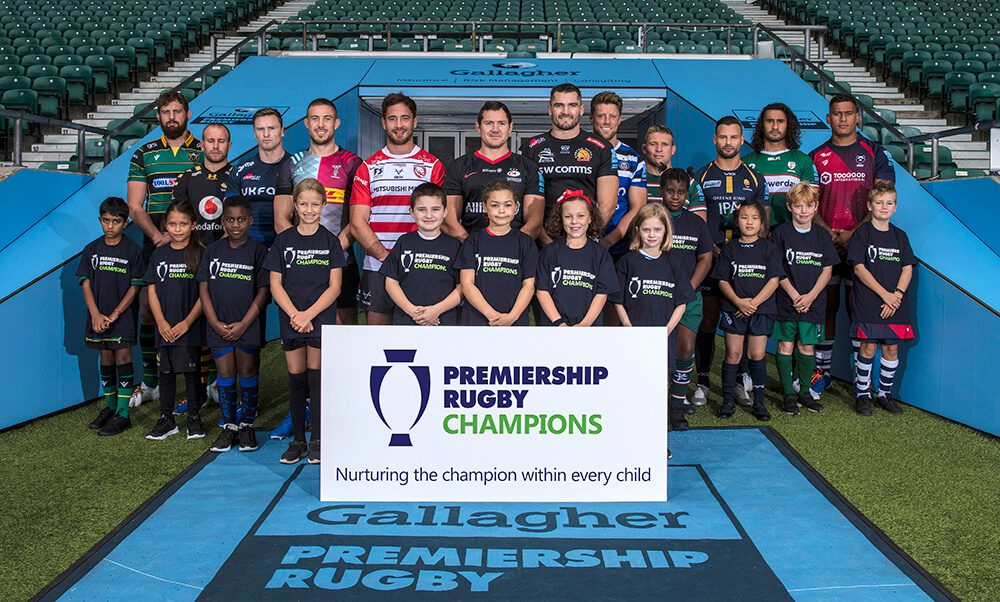 Take Saracens into the classroom with Premiership Rugby Champions Education App