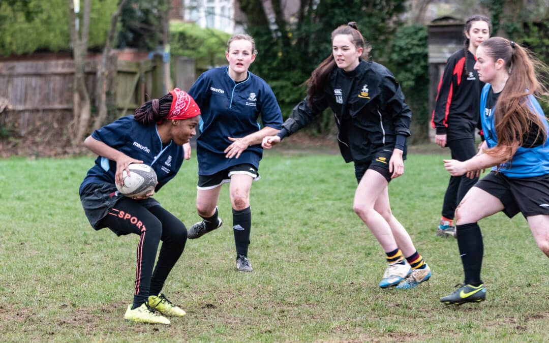 Saracens Sport Foundation Partners With Burton's In Feeding Futures Project