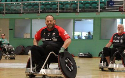 Midge Hartley selected for Invictus Games