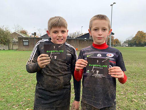 Rugby - Rugby Leaders