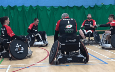 Saracens WRC take on Canterbury WRC in friendly