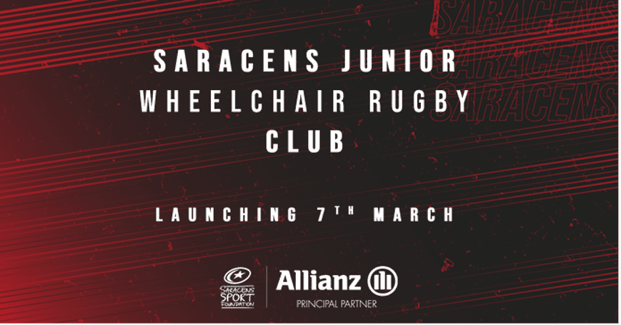 SWRC Junior Club Launching on Saturday 7 March!