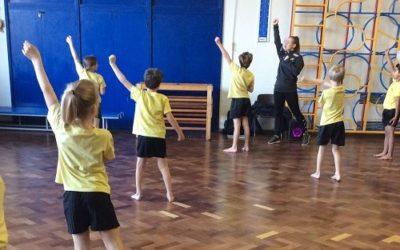 Sarrie's in my School – How Wood Primary and Nursery School Case Study